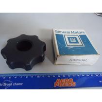 Manopla Azul Reclinador Banco Omega Original Gm 90291467