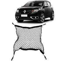 Rede Porta Malas Renault Sandero 2015 Lançamento
