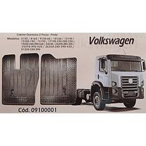 Tapete Borcol Cabine Caminhão Volkswagen 2 Peças