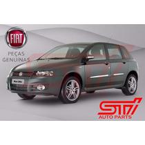 Kit Par Soleira Acabamento Porta Esquerd Fiat Stilo Original