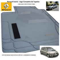 Tapete Borracha - Renault Scénic