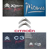 Tapete Carpete Carro C3 C4 Xsara Picasso Aircross C5 Ds3