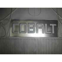 Tapete De Borracha Cobalt Gm 3 Pc