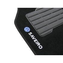 Tapete Carpete Saveiro G5 G6 2010 2011 2012 2013 2014 2015