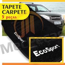 Tapete Carpete Ecosport 04 05 06 07 08 09 10 11 + Para-sol