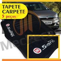 Tapete Carpete Bordado Grand Siena 2012 2013 2014 + Para-sol