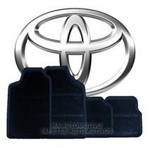 Tapete De Borracha Do Toyota Sw4 / Pick-up Hilux - Todos