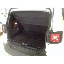 Jogo Tapete Internos E Porta Malas Borracha Jeep Renegade