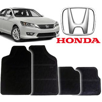 Tapete Borracha Pvc Honda Accord Sedan (novo) Todos - 4pçs