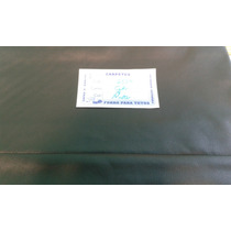 Forração Teto E Coluna Gol Quadrado Preto Liso Cod 2119