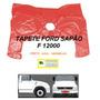 Tapete Verniz Caminhão Ford F 12000 Sapao