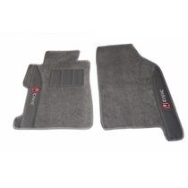 Honda New Civic 06/11 Jogo Tapete Personalizado Carpet Cinza