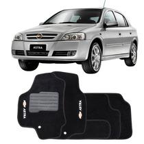 Tapete Carpete Personalizado Chevrolet Astra 99/12 - 5 Peças