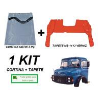 Kit Acessórios Caminhão Mb 1113 / 1513 / 2013