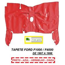 Tapete Verniz Caminhão Ford F1000 F4000 1997 E 1998