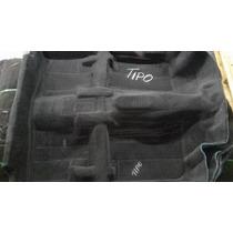 Carpete Fiat Tipo Moldado Do Assoalho Cor Preta Ou Grafite