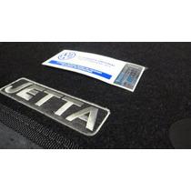 Tapete Carpete Jetta Original Volkswagen Na Embalagem