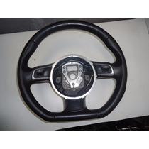 Volante Couro Audi Tt 2007 2008 2009 2010 2011 2012 2013