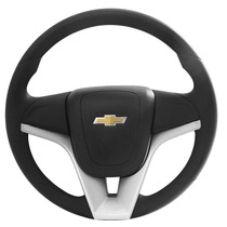 Volante Modelo Cruze Prata Gm Corsa Wind Sedan Celta Monza