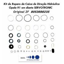 Kit Reparo Caixa Direção Hidraulica Opala 91/ Servotronic Zf