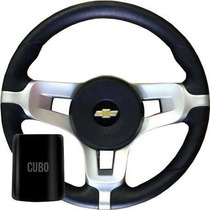 Volante Espotivo Chevrolet Gm Celta Prisma + Cubo2013