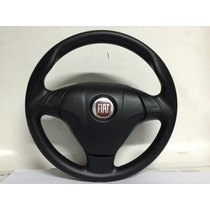Volante Punto 2007 A 2011 2012 Fiat Modelo Original Buzina