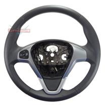 Aro Volante De Direção C Som Original P Ford New Fiesta 13 1