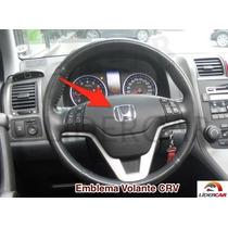 Emblema Volante Honda Crv - Frete Grátis!