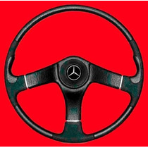 Volante Caminhão Mercedes Benz Mb 500mm Queixo Duro