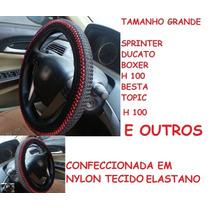 Capa Volante Direçao Ducato Sprinter Boxer Topic Besta H 100