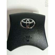 Tampa Capa Airbag Volante Toyota Hilux Sw4 2014 Original