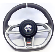 Volante Esportivo Gti Ford Escort Ka Focus Fiesta + Cubo