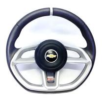 Volante Esportivo Gti Celta Prisma Astra Corsa S10 + Cubo