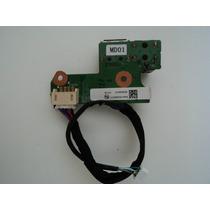 Conector Dc Jack Do Notebook Hp-600 Compac Presario 6210br