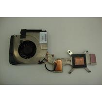 Cooler E Dissipador Do Notebook Hp Dv6000 Pn 451860-001