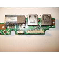 Placa Usb /rede Note Lg E500/ E50- Mirax Pn: Ms-16352 Ver: 0