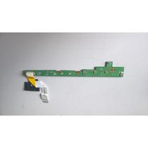 Painel E Power Button C Cabo Positivo Mobile Z63 - Semi-novo