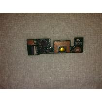 Placa Botão Power Dell Inspiron Tablet 7352 W1rc8 0fjwgp