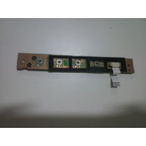 Placa Botão Power Do Notebook Itautec Infoway W7645