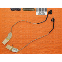 Cabo Video / Flat Cable Hp Compaq Cq42 G42 Tela Led