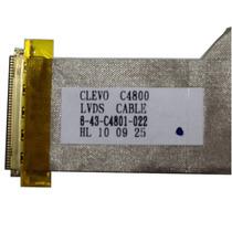 Cabo Flat Positivo-itautec W7425- (6-43-c4801-022) -u11