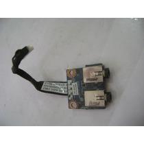Placa De Som Notebook Dell Inspiron I1428-211