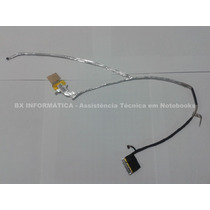 Cabo Flat Do Lcd Notebook Hp Dv6-6000 Series