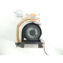 Cooler + Dissipador Notebook Sony Vaio Pcg 71911x Novo