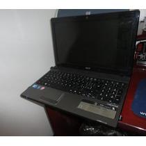 Moldura Da Tela P/ Notebook Acer 5741g