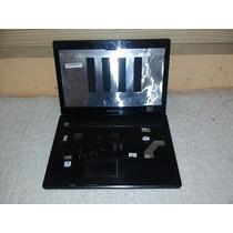 Carcaça Completa 4 Peças Note Acer Emachines D442 V081