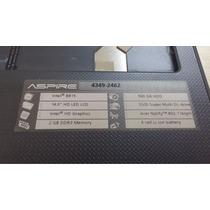 Carcaça Do Teclado Com Touch Pad Acer Aspire 4349-2462