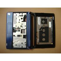 Carcaça Completa Netbook Acer Aspire Zg5 - 8.9 (car.010)