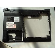 Carcaça Inferior Chassis Notebook Megaware Meganote 4129