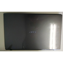 Kit Completo Carcaça Inferior Touch E Tampa Acer V3-571-6654